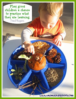 DIY Thanksgiving Activities from Mama's Happy Hive on Montessori-On-A-Budget.com