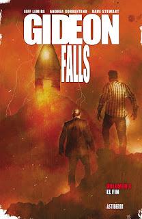 Gideon Falls 6 El fin