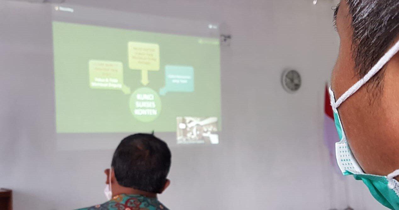Webinar Digital Marketing LDII Kalimantan Tengah