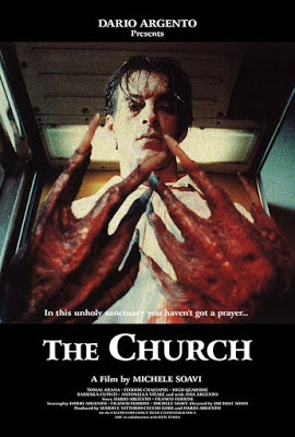 The Church 1989 UNRATED BRRip 1.1Gb Dual Audio 720p