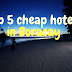 Top 5 Cheap Hotel/Lodge/Resort in Boracay (Station 2)