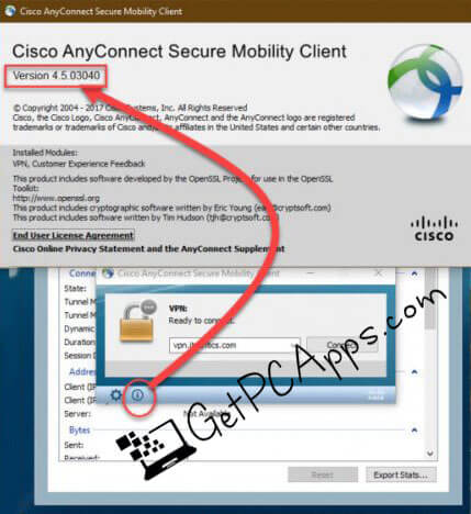 Cisco AnyConnect Mobility VPN Client 4 7 Latest Setup