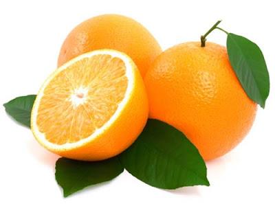 Một trái cây giúp tăng cân hiệu quả là cam