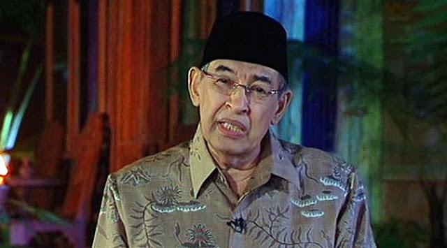 Prof Quraish Shihab: Dakwah Jangan Memaki-Maki