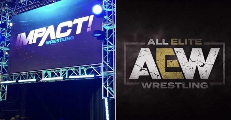 Status da relação entre AEW e IMPACT Wrestling após polêmica com Sammy Guevara