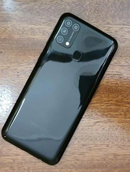 Bocoran Spesfikasi Samsung Galaxy M31