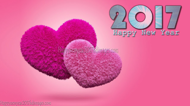 New Year 2017 HD Love Wallpapers