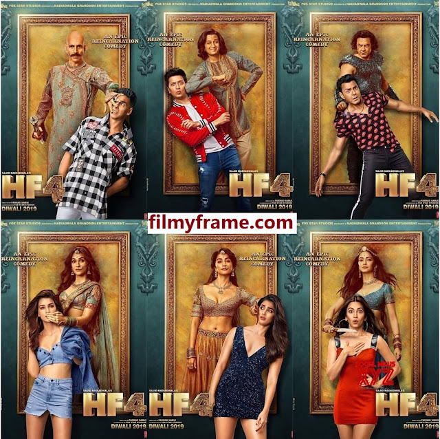 House full- 4 Akshay kumar