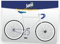 Logo Con Santàl e Conad vinci buoni per l'acquisto di una bicicletta