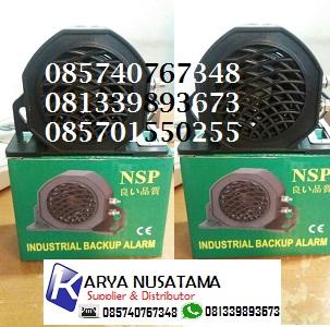 Jual NSP Alarm Back Buzzer Mobil 12-48 Volt di Kalimantan