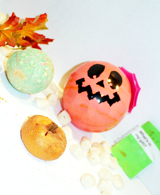 LUSH Limited Edition x Halloween Themed Bath