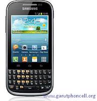 Flashing Samsung Galaxy Chat B5330