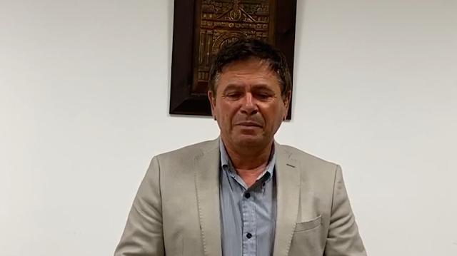 Video%2BPedro%2BArmas - Fuerteventura.- Vídeo del alcalde de Pájara  Pedro Armas sobre las medidas para prevenir el coronavirus.