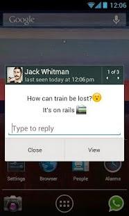 Whatsapp online notification apk free download