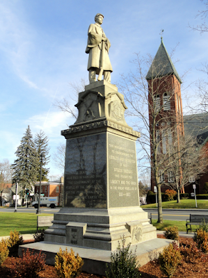 civil war monument south hadley the great rebellion