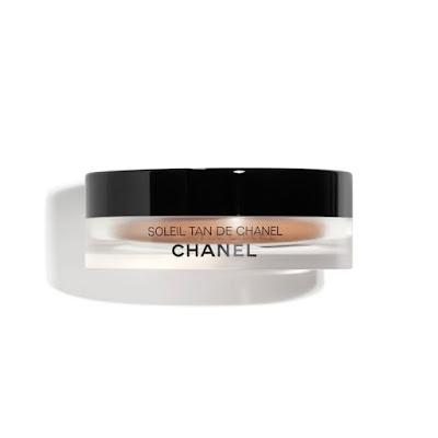 Chanel soleil tan de Chanel bronzing make up base