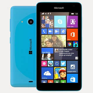 Microsoft Nokia Lumia 535 RM-1090 Latest Flash File/Firmware Download Free