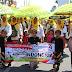 Siswa-siswi TK Kartika III-26 Cilacap Ramaikan Karnaval HUT ke-74 Kemerdekaan RI
