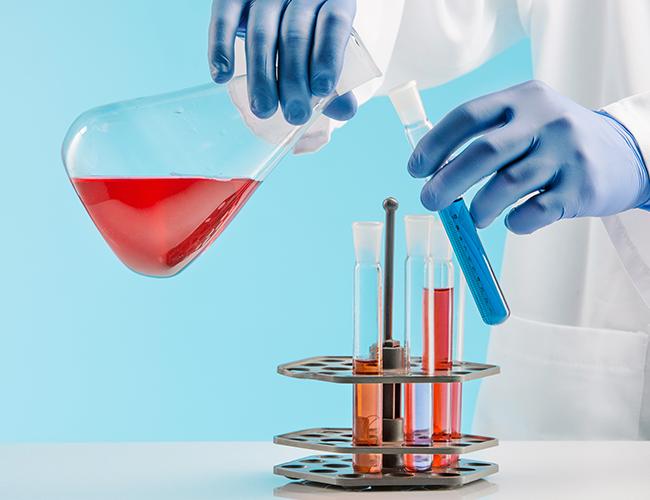 التقنيات المختلفة لاستخلاص وتحليل البروتينات