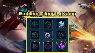 Zilong revision.  emblem