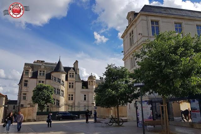 Poitiers - Hôtel Jean Beaucé