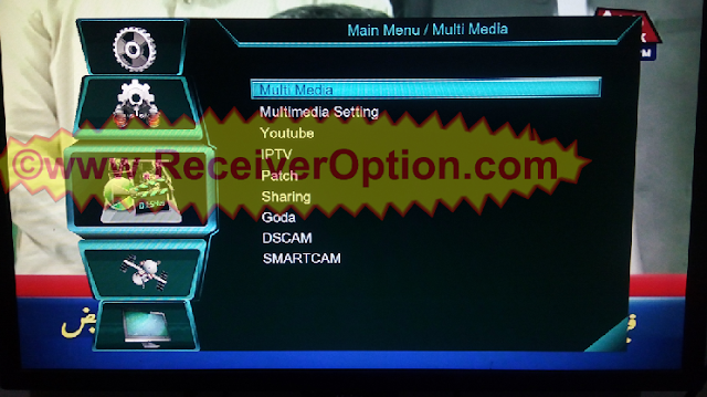 OPENBOX GENIUS PLUS HD RECEIVER GODA 6 MONTH NEW SOFTWARE BY USB