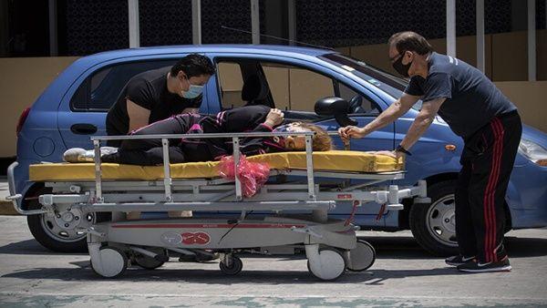 México registra su día más letal desde el inicio de la pandemia