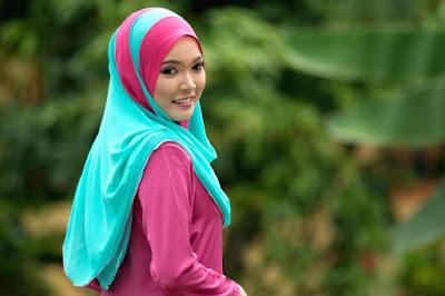 Jangan Repot Dengan Jilbab