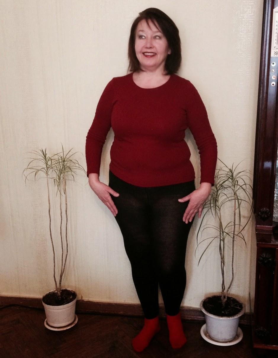 Похудела за 2 недели на 6 кг