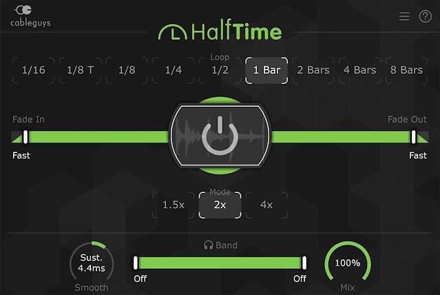 Interface VST HalfTime - CableGuys