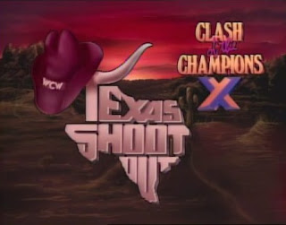 WCW Clash of the Champions X - Texas Shoot Out