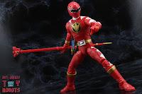 Power Rangers Lightning Collection Dino Thunder Red Ranger 36
