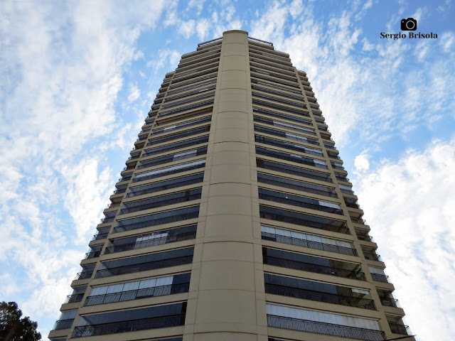 Vista da fachada do Edifício Up Vila Mariana - Vila Mariana - São Paulo