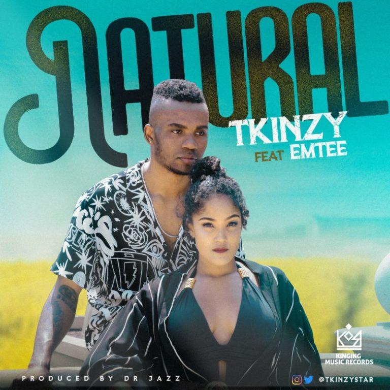 """VIDEO: Tkinzyx – """"Natural"""" f. Emtee #Arewapublisize"""
