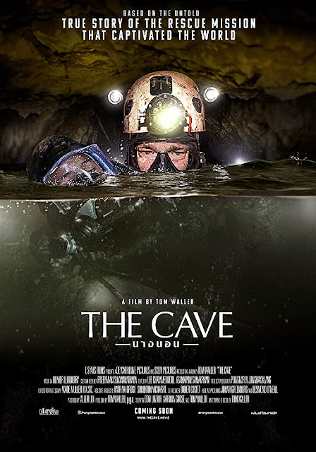 Sinopsis Film The Cave (2019)