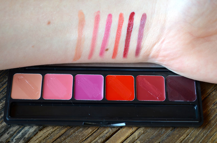 Runway Ready Lip Palette - Berry Bliss by e.l.f. #5