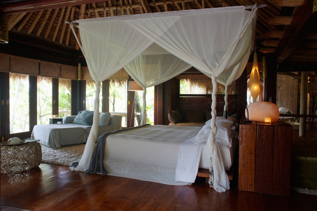 Passion For Luxury : North Island Lodge In The Seychelles