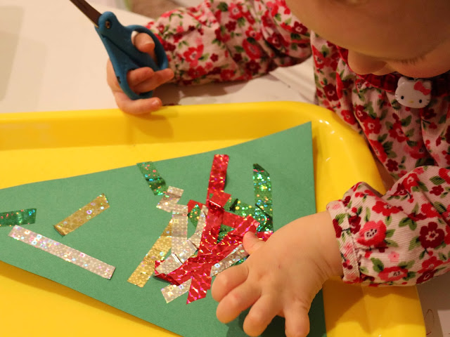 christmas toddler craft