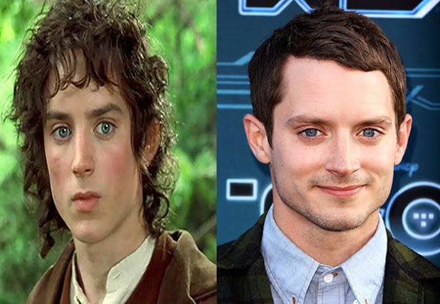 Elijah Wood Frodo