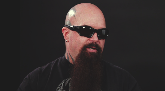kerry king metallica