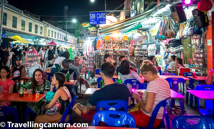 After this brilliant walk through some of the wonderful architectural marvels of Bangkok, we reached Khao San Market and had another great night in capital city of Thailand.     Related Blogpost - Birds of Ayuthhaya || 10-Day Vacation in Thailand (Day 4)