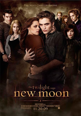 The Twilight Saga: New Moon [2009] [DVD R1] [Latino]