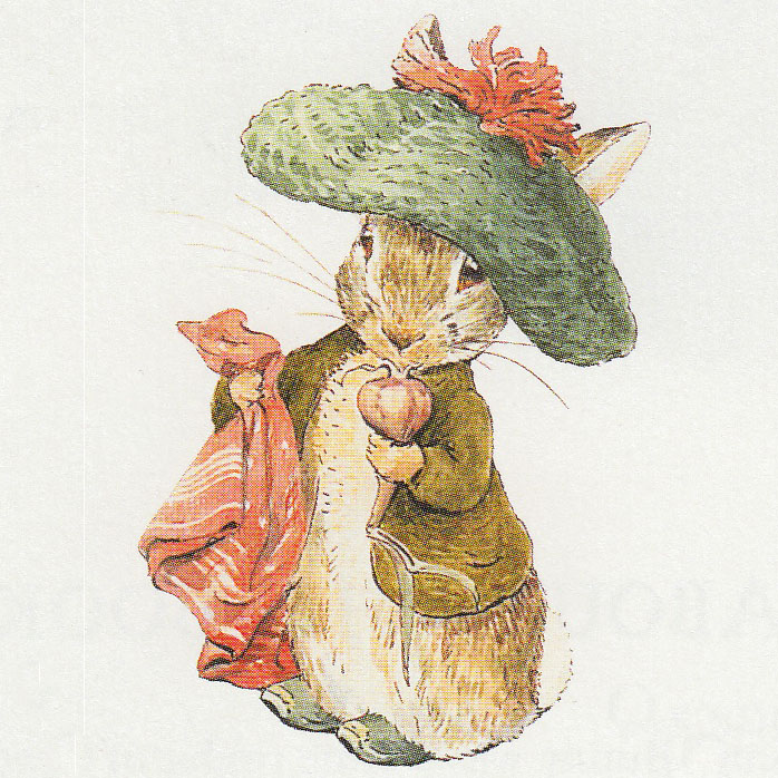 Passer Domesticus 10 Most Favourite Tales Of Beatrix Potter