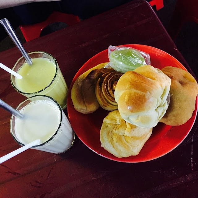 Hot Soy Milk in Dalat, you should try it 2