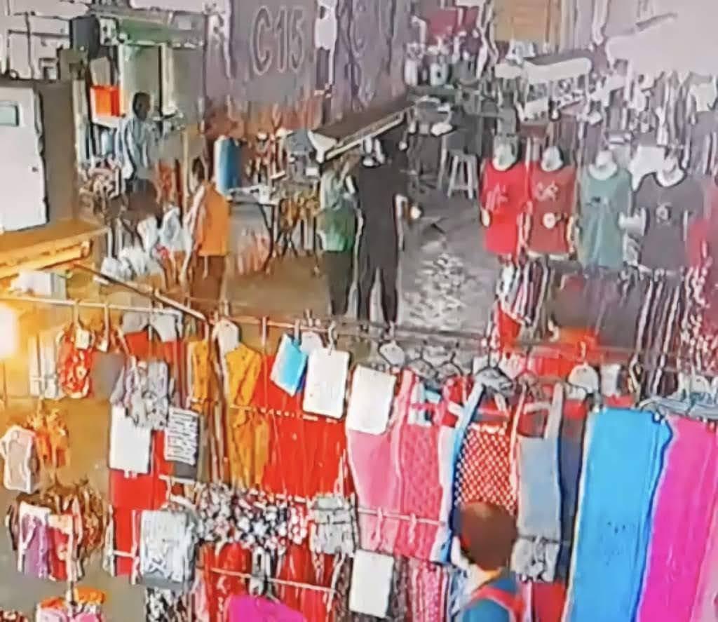 隆田市場婦人動粗推打又吐口水防疫宣導員 警方依妨害公務罪嫌函送檢方偵辦
