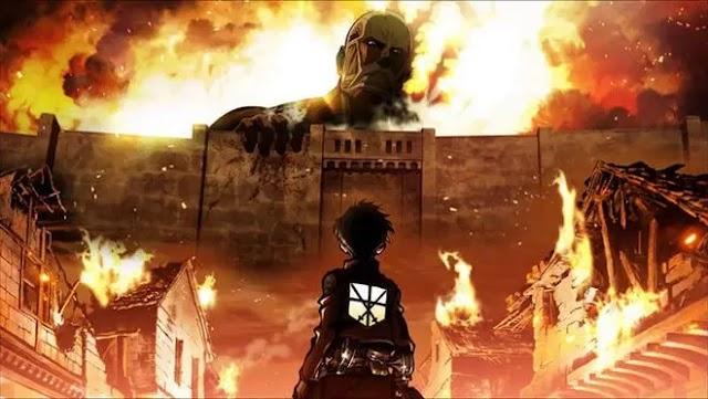 ¡Anime similar a Attack on Titan que debes ver!