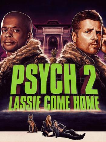 Psych 2: Lassie Come Home 2020