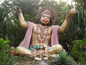 Shri Hanuman Chalisa in English
