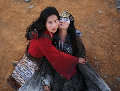 Fa Mulan y Xian Lang - Cine de Escritor