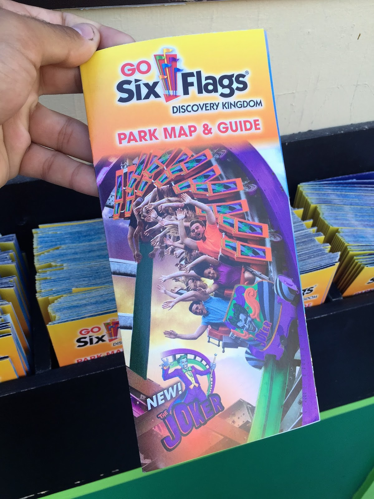 Six Flags Discovery Kingdom Summer Photo Trip Report - June 2016 ...